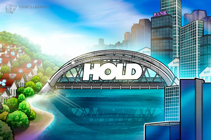 Former Goldman Sachs Executive Director Joins Crypto Startup as CEO