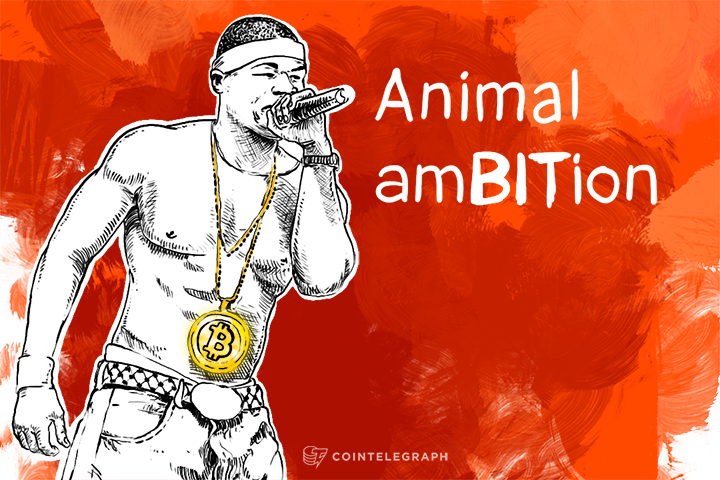 50 Cent hip-hops on Bitcoin Bandwagon