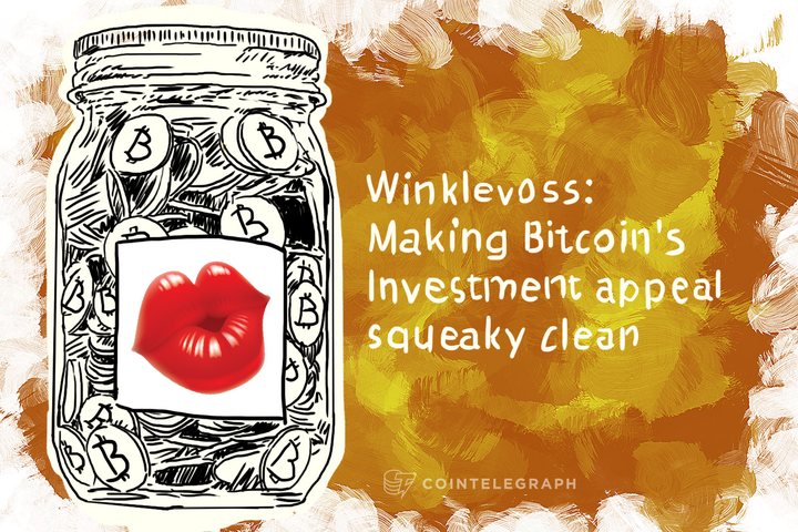 Winklevoss: Making Bitcoin's Investment appeal squeaky clean