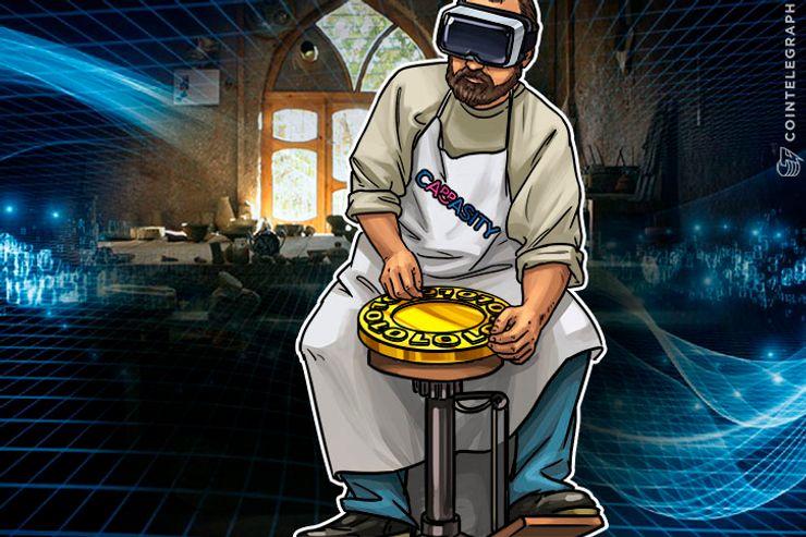 Nueva plataforma aprovecha la infraestructura Blockchain para crear, alquilar, vender contenido en 3D