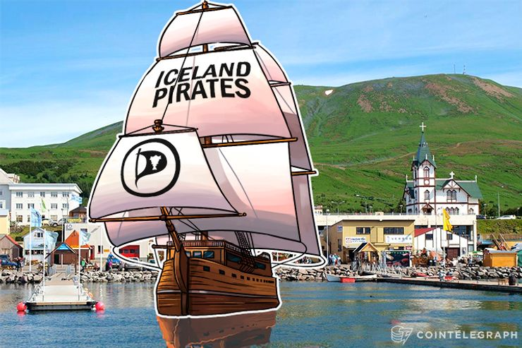 Iceland's Pirate Party Could Win Parliamentary Elections, Benefiting Bitcoin, Auroracoin Adoption