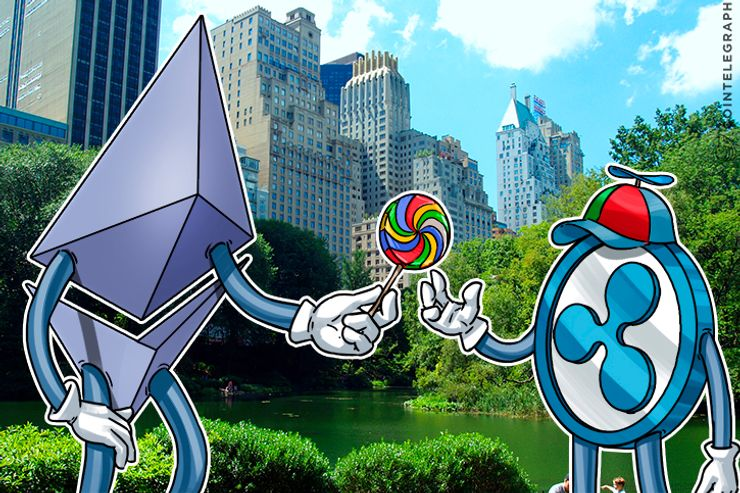 Ethereum Takes Over Ripple With Ease $16 Billion Market Cap
