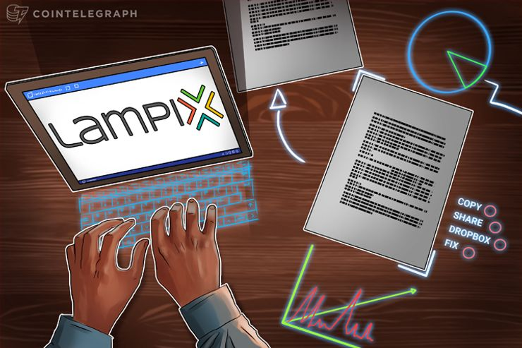 Lampix Creating Blockchain-based Decentralized Database of Images for AR/AI