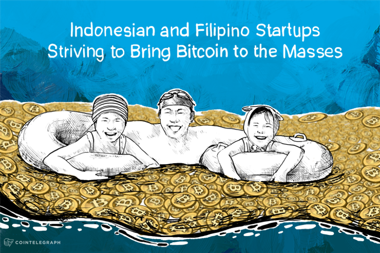 Indonesian and Filipino Startups Striving to Bring Bitcoin to the Masses