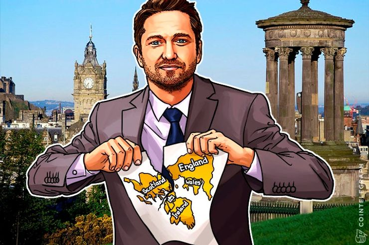 JP Morgan Expects Independent Scotland, New Currency, Bolstering Scotcoin's Rise
