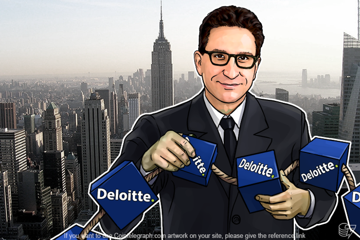 Deloitte: Blockchain Will Disrupt Your Industry