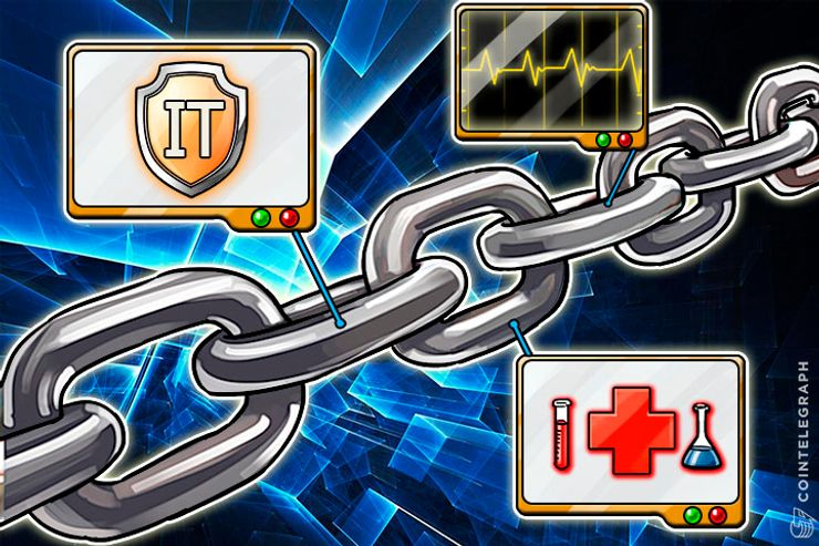 Blockchain Can Capitalize Against Vulnerable Medical IT Systems