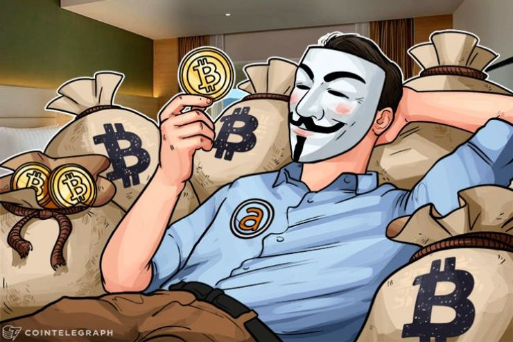 Scammer Steals $1 Mln Worth of Bitcoin in 14 Months from Alphabay Users