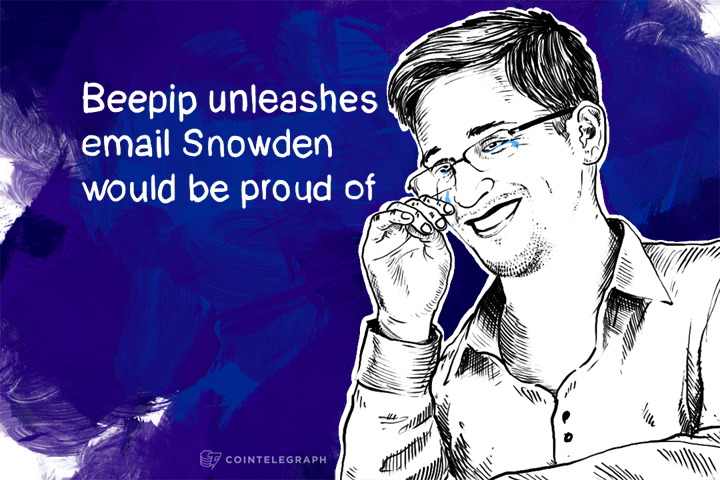 Beepip unleashes email Snowden would be proud of