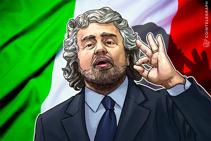 Beppe Grillo's Bitcoin Blockchain: Truth or Joke