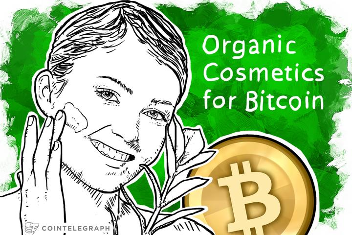 Organic Cosmetics for Bitcoin