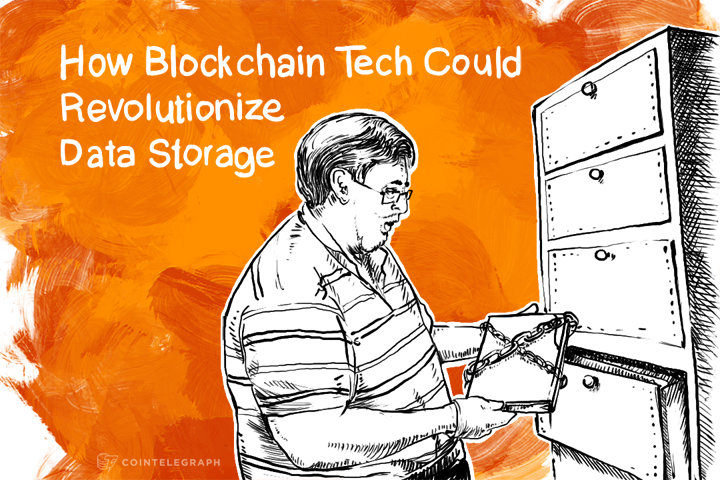 How Blockchain Tech Could Revolutionize Data Storage