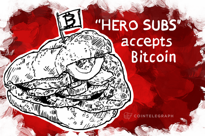 """Hero Subs"" The First Fast Food Shop To Accept Bitcoin In Melbourne"