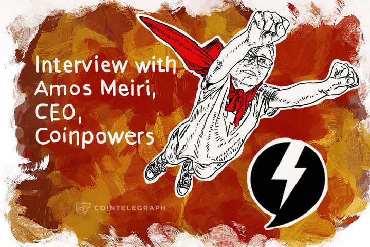 Unleash the Power of the Coin: Interview with Amos Meiri, CEO, Coinpowers