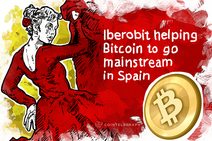 Iberobit helping Bitcoin to go mainstream in Spain