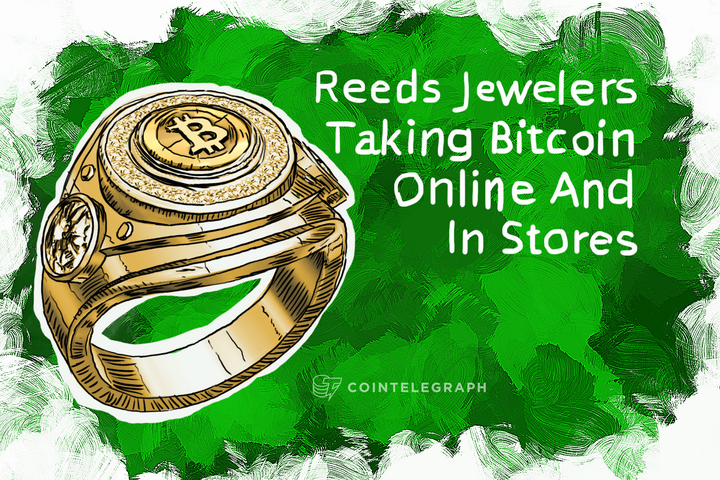 Reeds Jewelers Taking Bitcoin Online And In Stores
