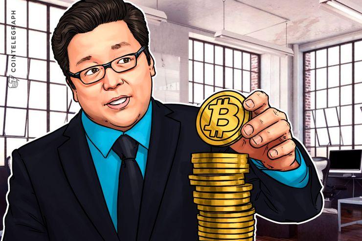 Tom Lee: Bitcoin-Kurs bis Ende des Jahres bei bis zu 21.200 Euro