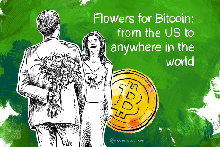 1-800-Flowers to accept Bitcoin