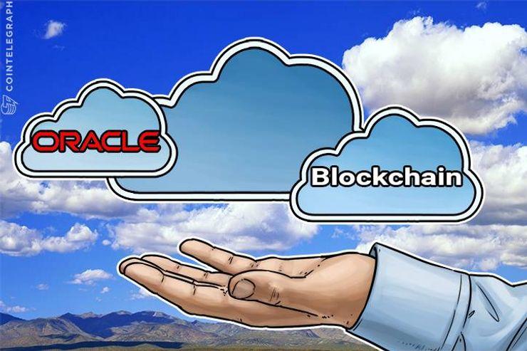 A segunda maior empresa de software do mundo Oracle a oferecer produtos blockchain