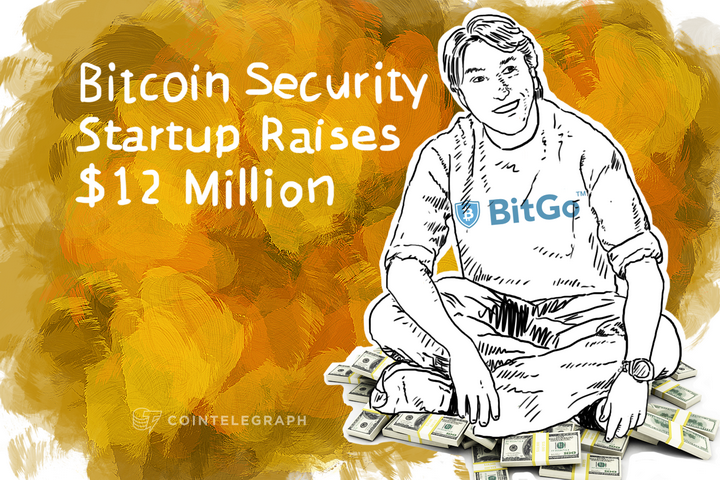 Bitcoin Security Startup Raises $12 Million