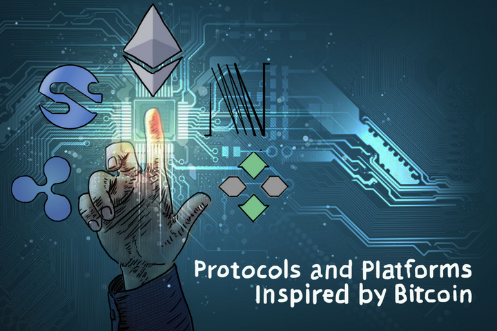 Cryptocurrency 2.0 Basics: Protocols and Platforms Inspired by Bitcoin