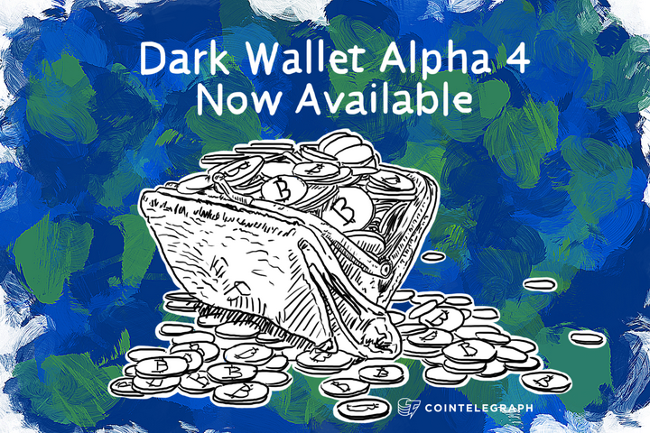 Dark Wallet Alpha 4 Now Available