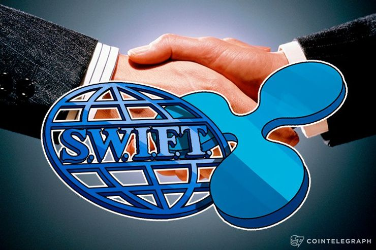 SWIFT 2.0? Ripple Signs Major Banks to Blockchain Payments Deal