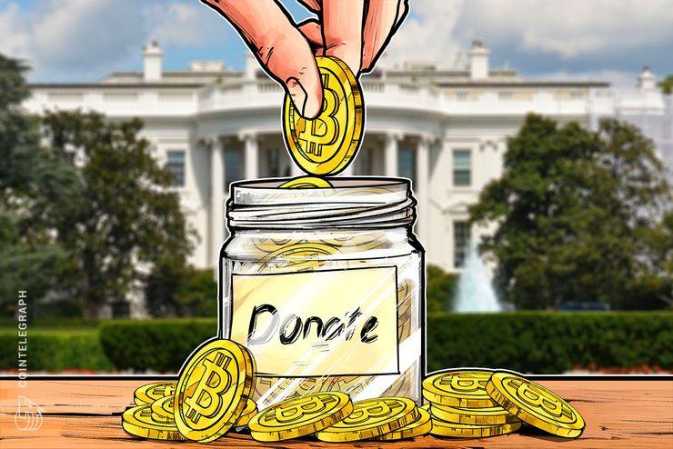 Ex-assessor de Obama atingido por anúncio político antibitcoin por aceitar doações em cripto