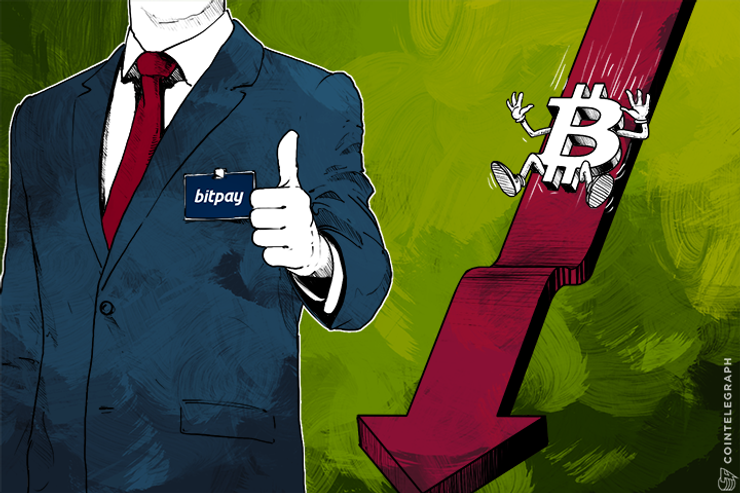 BitPay Reveals the (Good) Reason Why Bitcoin Price Is Down