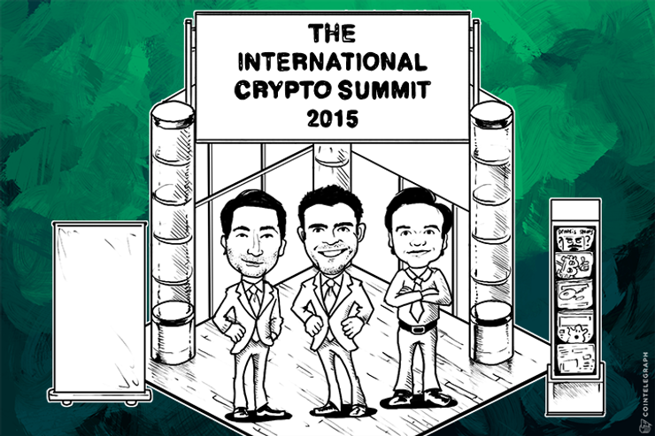 Int. Virtual Crypto Summit 2015 Presents Rare Opportunity to Connect with Global Crypto Community