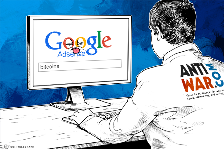 Antiwar.com Dropped by Google Adsense for Abu Ghraib and Ukraine War Images, Counts on Bitcoin Support (Op-Ed)