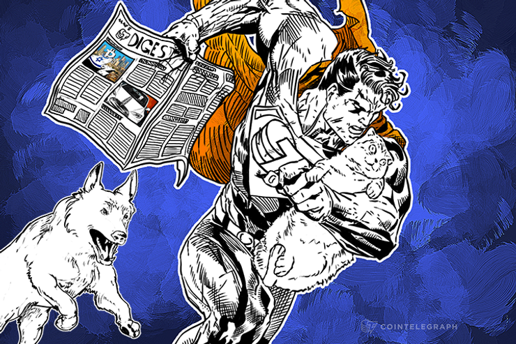 MAY 5 DIGEST: GBTC Begins Trading on Public Markets, Credit Card Sized Bitcoin Wallet Launches at TechCrunch Disrupt NY