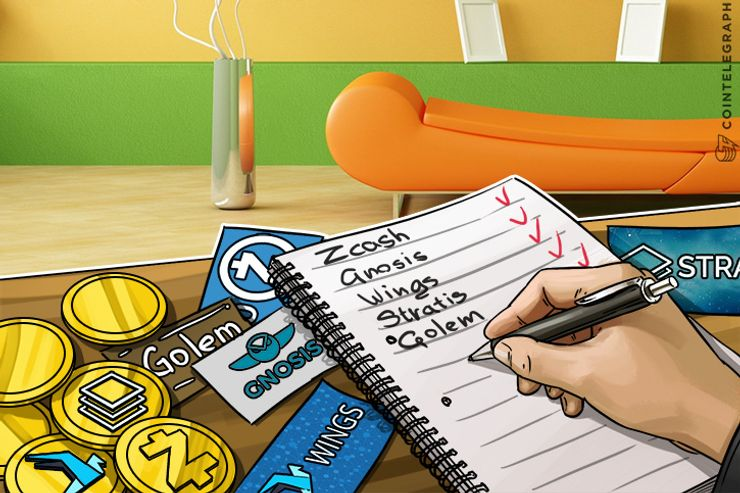 Five Most Promising Altcoins of 2017