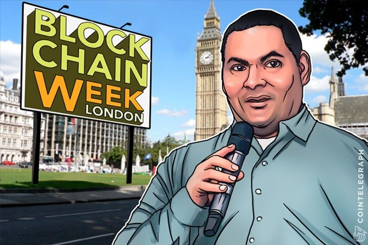London Blockchain Week is Approaching, Interview with the Founder Luis Carranza