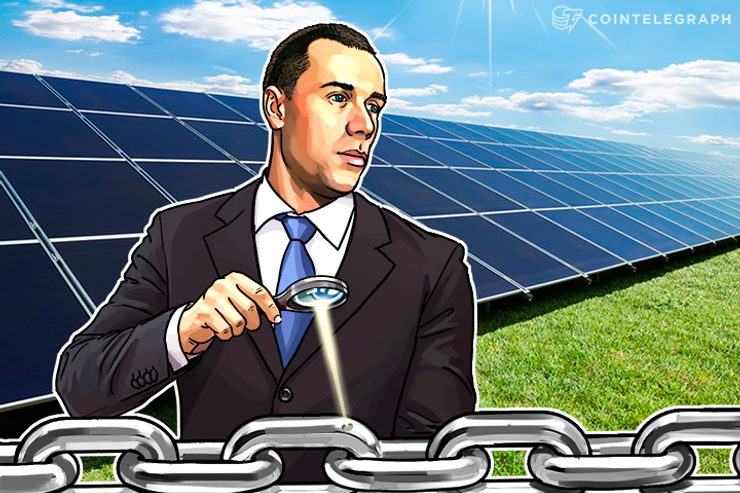 Blockchain to Track Solar Power Production, Ethereum to Utilise The Data