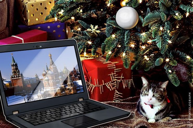 サンタクロースが仮想通貨の発行を検討、マイニングの熱でクリスマスを暖かく