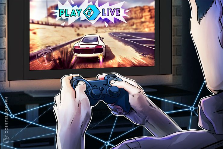 Large Streaming Platform For Gamers Develops Its Own Blockchain For Unlimited Bandwidth
