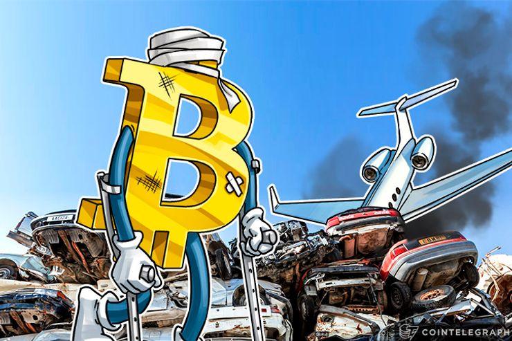 Top 13 Major Bitcoin Price Crashes: Endurance of An Idea