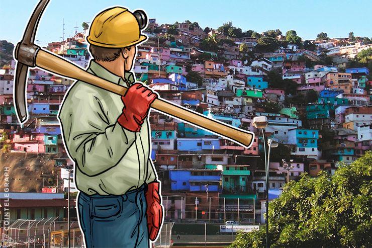 Mineração de Bitcoin prospera na Venezuela graças à hiperinflação e à eletricidade gratuita