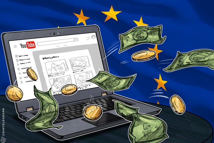 EU Demands Youtube to Pay More to Artists, Blockchain Can Do Better