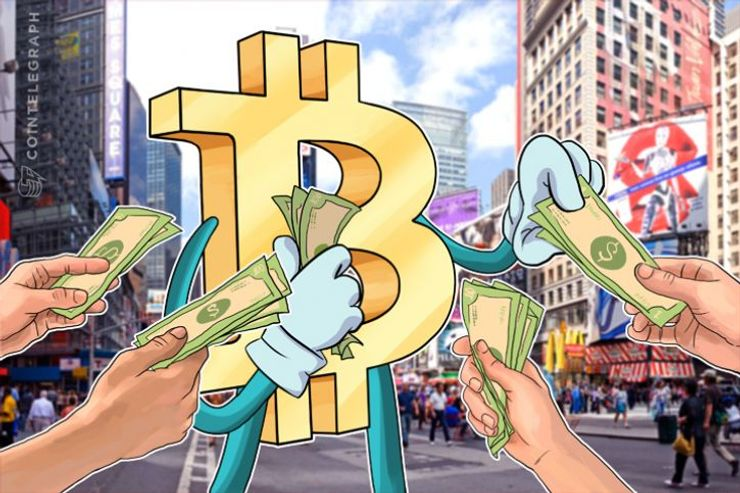 Bitcoin Donations Soar to $9 Mln in Half a Year
