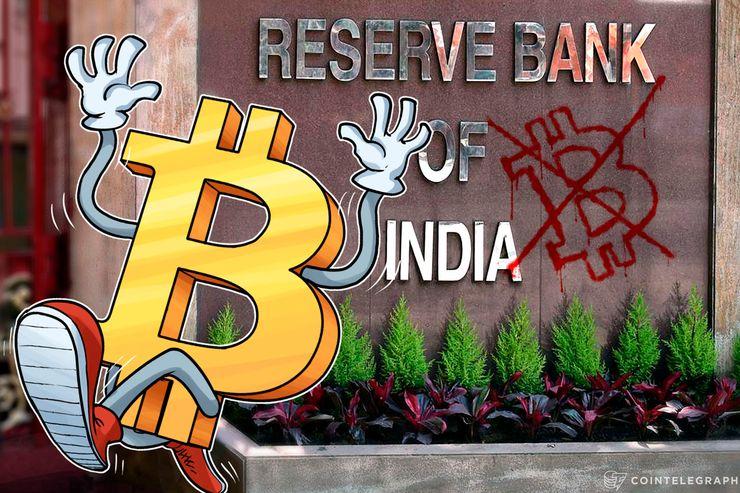 La Banca Centrale Indiana non fornirà più servizi a chi si occupa di criptovalute, ma secondo alcuni 'Non è un ban'