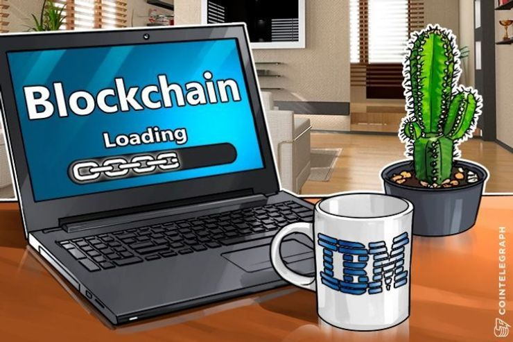 IBM、Blockchainテクノロジーに関してMicrosoftを凌駕