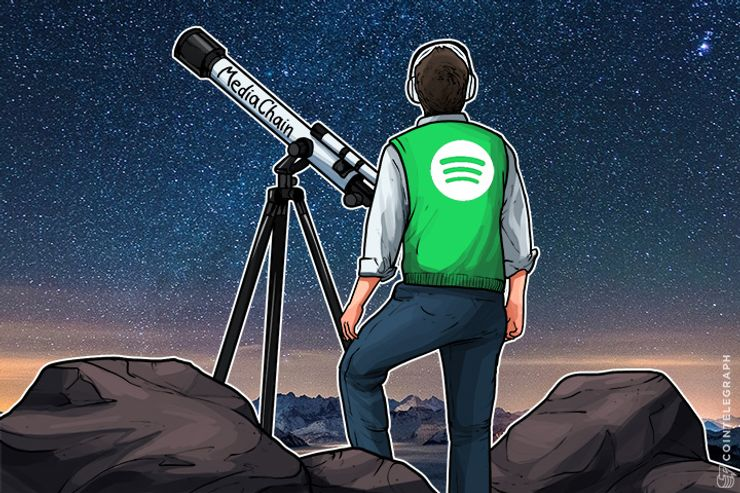 Suddenly, Spotify Goes Blockchain, Aims to Improve Tracking of Royalty Payments