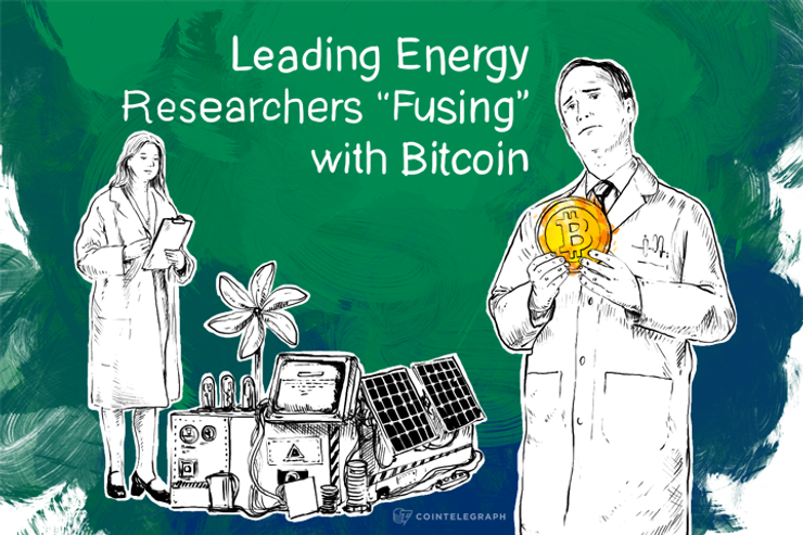 "Leading Energy Researchers ""Fusing"" with Bitcoin"