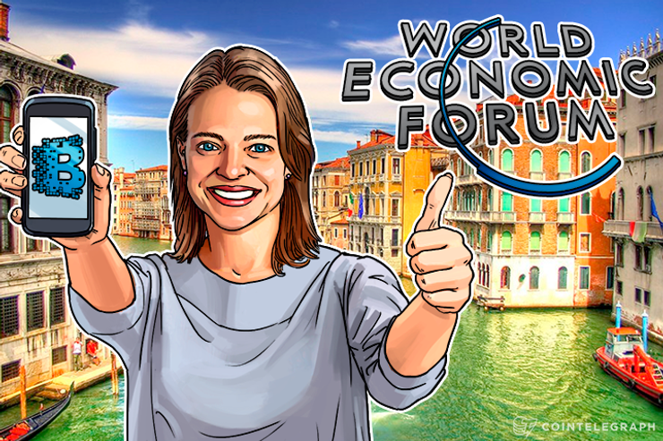 World Economic Forum Recognizes Blockchain as Tech Pioneer, Along with Google and WikiPedia