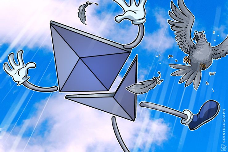 Ethereum In Free Fall As Floor Beneath It Drops