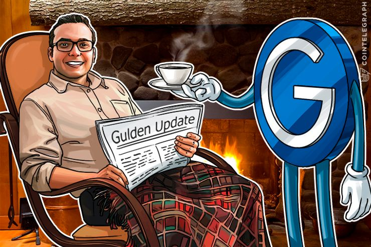 Most User-Friendly Crypto? Gulden User Experience Streamlined in Major Update