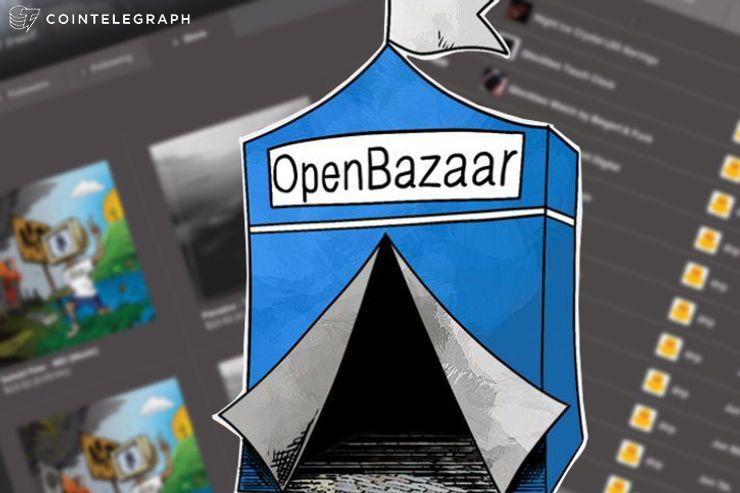 OpenBazaar's New UI Prototype Released