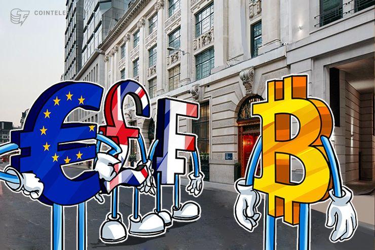 Il Bitcoin 'non è la risposta ad un'economia senza contanti', affermano due importanti dirigenti di banche europee